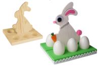 Porte-oeufs lapin - Cuisine et vaisselle - 10doigts.fr
