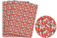 Papier Décopatch dromadaires - 3 feuilles N°826 - Papiers Décopatch - 10doigts.fr