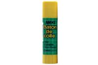 Bâton de colle blanche pour papier - 8gr - Colles scolaires - 10doigts.fr