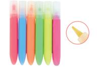 Stylos de peinture 3D, 6 couleurs phosphorescentes - 10,5 ml - Stylos peinture 3D - 10doigts.fr