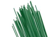 Tiges métalliques de fleuriste - Lot de 35 - Fils aluminium - 10doigts.fr