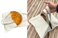 Sac à tarte en coton - Supports textile - 10doigts.fr