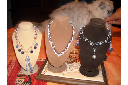 Collier - Perles, bracelets, colliers - 10doigts.fr