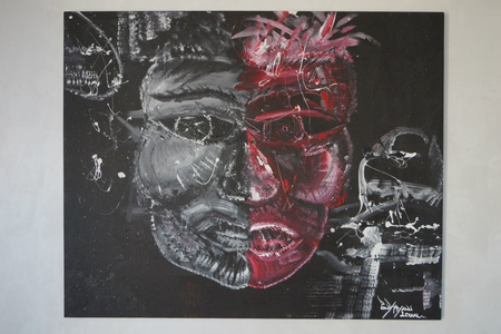 demi - Peinture - 10doigts.fr