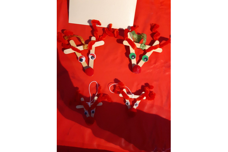 suspension - Pâques, Noël - 10doigts.fr