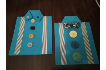 Cartes chemises - Carterie - 10doigts.fr