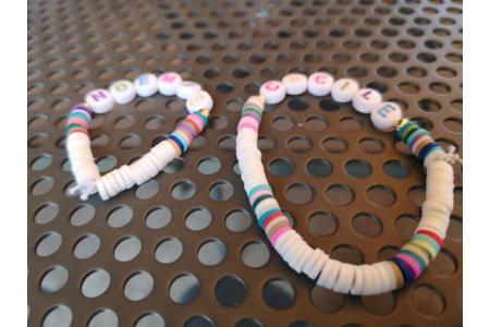 bracelet - Créations d'enfant - 10doigts.fr