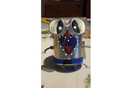 Lampe mignon - Divers - 10doigts.fr