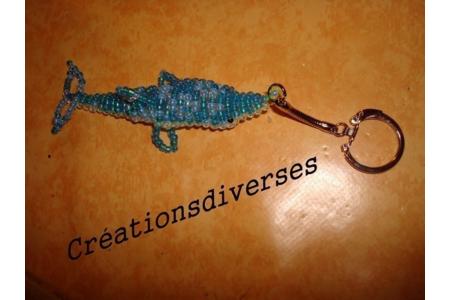 animaux en perles - Perles, bracelets, colliers - 10doigts.fr