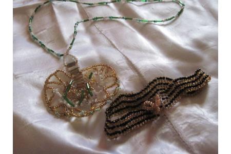 perles de rocailles - Perles, bracelets, colliers - 10doigts.fr
