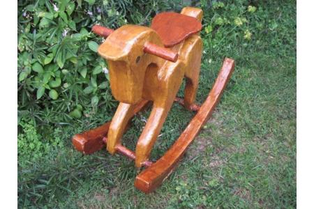cheval a bascule - Divers - 10doigts.fr