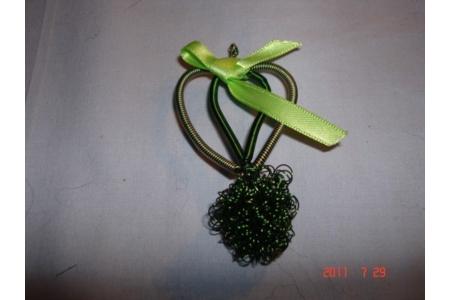 de fil d aluminium et de cuivre - Perles, bracelets, colliers - 10doigts.fr