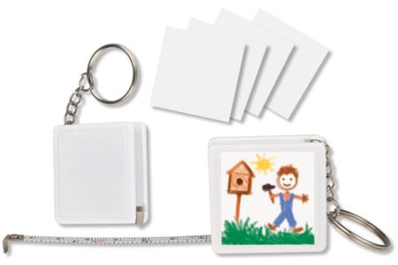 Porte-clés mètre à personnaliser - Porte-clefs, Anneaux, Mousquetons – 10doigts.fr