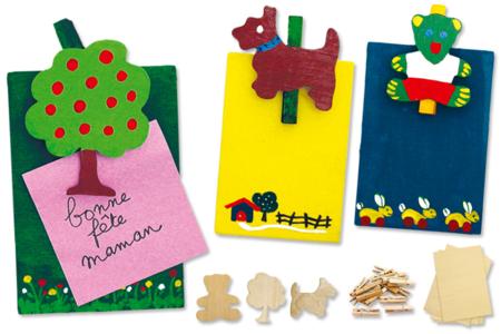 Kit Mémo - Kits Supports et décorations – 10doigts.fr