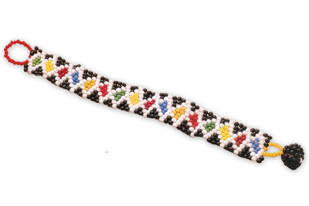 Métier à tisser des perles - Perles de rocaille – 10doigts.fr