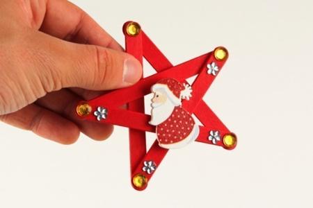 Etoiles de Noël - Noël – 10doigts.fr