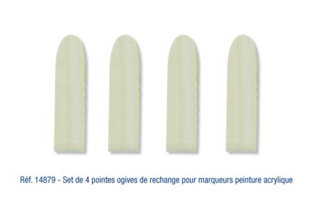 Marqueurs peinture pour Tissu - Marqueurs – 10doigts.fr