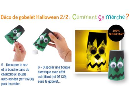 Gobelet en plastique translucide et incassable - Pots à crayons – 10doigts.fr