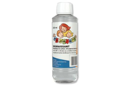 Préparateur de surface - Dégraissant 250 ml - Nettoyants – 10doigts.fr