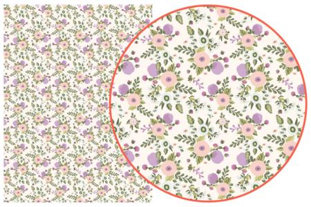 Décopatch N° 739 - Set de 3 feuilles - Papiers Décopatch – 10doigts.fr