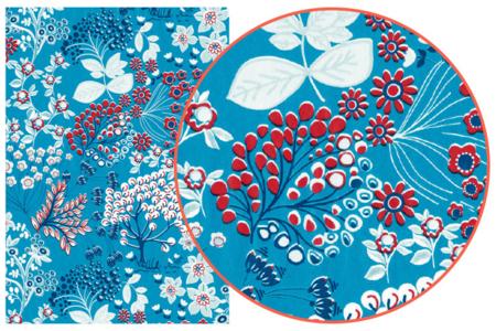 Décopatch N° 524 - Set de 3 feuilles - Papiers Décopatch – 10doigts.fr