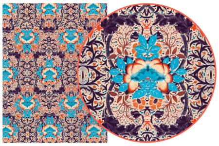 Décopatch N°695 - Set de 3 feuilles - Papiers Décopatch – 10doigts.fr