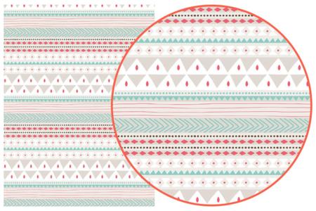 Décopatch N° 715 - Set de 3 feuilles - Papiers Décopatch – 10doigts.fr