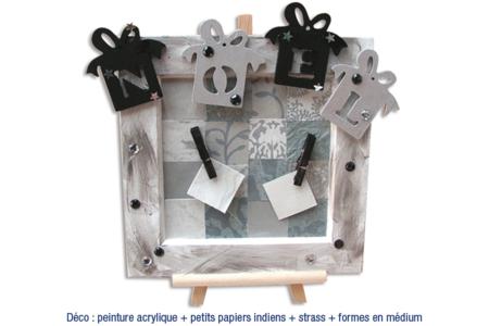 Chevalet en bois - 26 x 13 cm - Divers – 10doigts.fr