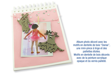 Album photo à spirale - Albums photos, carnets – 10doigts.fr