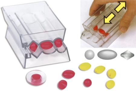 Magic Roller : appareil pour fabriquer des perles - Outils pour Fimo – 10doigts.fr