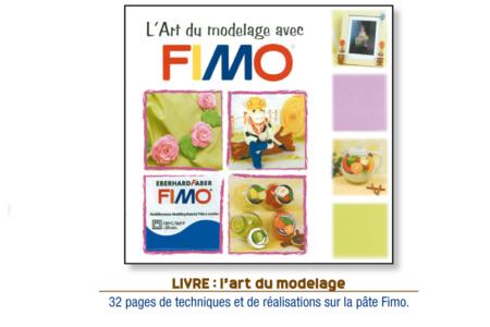 Livret FIMO - Livres Modelages, Fimo... – 10doigts.fr