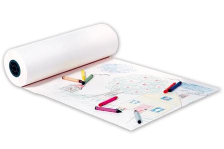 Papier Blanc pour dessin - Dimensions au choix - Coloriages – 10doigts.fr