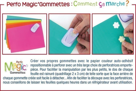 Mini perforatrices fantaisie - set de 8 - Perforatrices fantaisies – 10doigts.fr