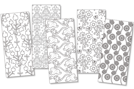 Stickers peel off assortis - 5 planches - DESTOCKAGE – 10doigts.fr