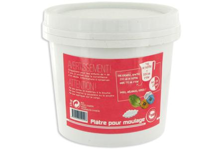 Plâtre de moulage - Plâtre – 10doigts.fr