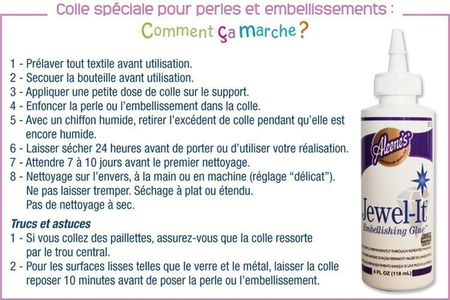 Colle forte pour strass, embellissements - 118 ml - Colles fortes – 10doigts.fr