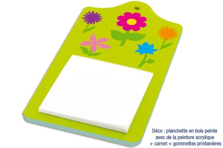 Gommettes printanières - 6 planches - Gommettes Saisons – 10doigts.fr