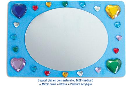 Supports plats en bois médium (MDF) - Supports plats – 10doigts.fr
