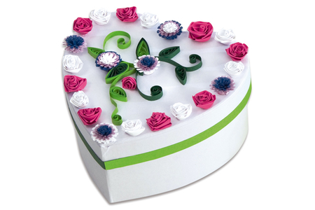 Plateau pour Quilling - Quilling, paperolles – 10doigts.fr