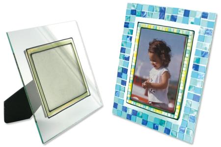 Mosaïques en résine acrylique opaques brillantes - Mosaïques résine acrylique – 10doigts.fr