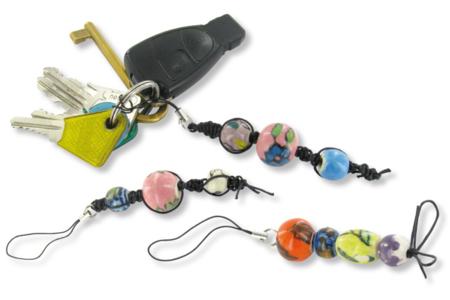 Kit Gri-Gri pour mobile ou sac à main - Bijoux – 10doigts.fr