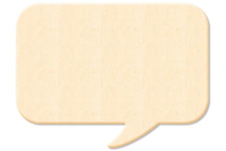 Bulle BD rectangulaire - Motifs brut – 10doigts.fr