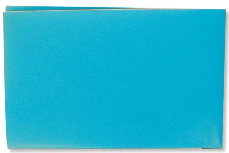 Set de 10 feuilles de papier carbone bleu - Papier carbone, papier buvard – 10doigts.fr