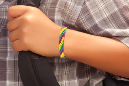 Bracelets brésiliens - Activités enfantines – 10doigts.fr