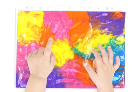Activité manuelle Enfant Peinture Propre - Tête à Modeler