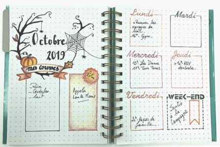 Pochoirs écriture - Bullet Journal, Planner – 10doigts.fr
