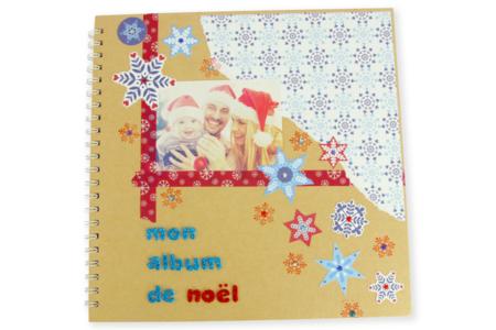 Masking tape Noël - 4 rouleaux assortis - Accessoires pour décorer – 10doigts.fr