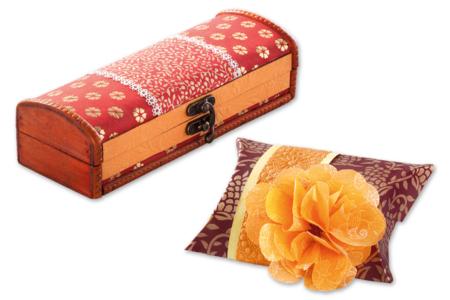 Papiers Indiens,Collection Mumbai - 20 feuilles artisanales - Papier artisanal naturel – 10doigts.fr