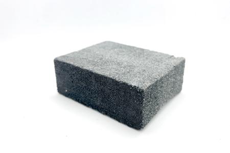 Éponge à poncer abrasive - grain moyen - Outillage – 10doigts.fr