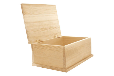 Boîte à sucres en bois naturel - Boîtes et coffrets – 10doigts.fr